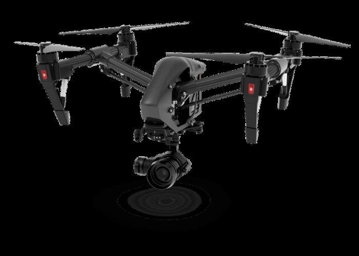 Modern Black Spying drone - 1600x900